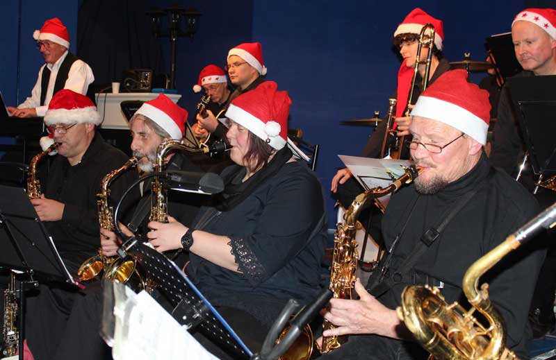 Großes Nikolaus-Jazzkonzert der Big Band Bad Bevensen